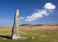 Merrivale Standing Stone / Stone Circle