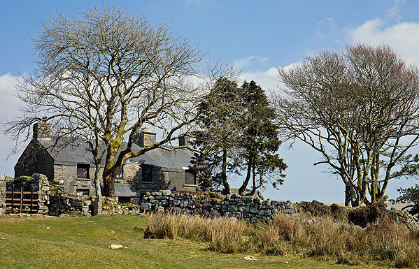 Ditsworthy Warren House