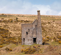 Wheal Betsy Engine House