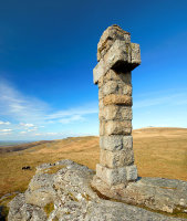 Widgery Cross - Brat Tor