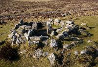 Grimspound - Hut Circle