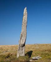 Beardown Man Standing Stone - 2