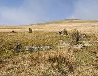 Langstone Moor Stone Circle