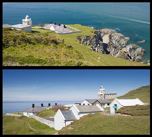Bull Point Lighthouse - 1