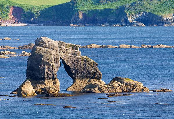 Thurlestone Rock