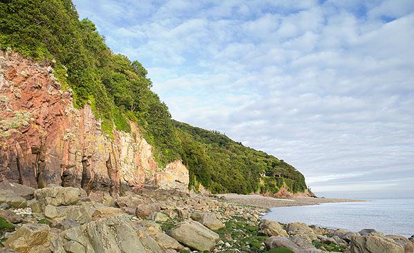Glenthorne Beach