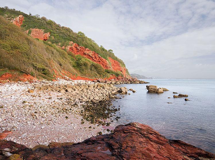 Petit Tor Beach - 2