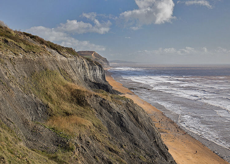Marl Cliffs