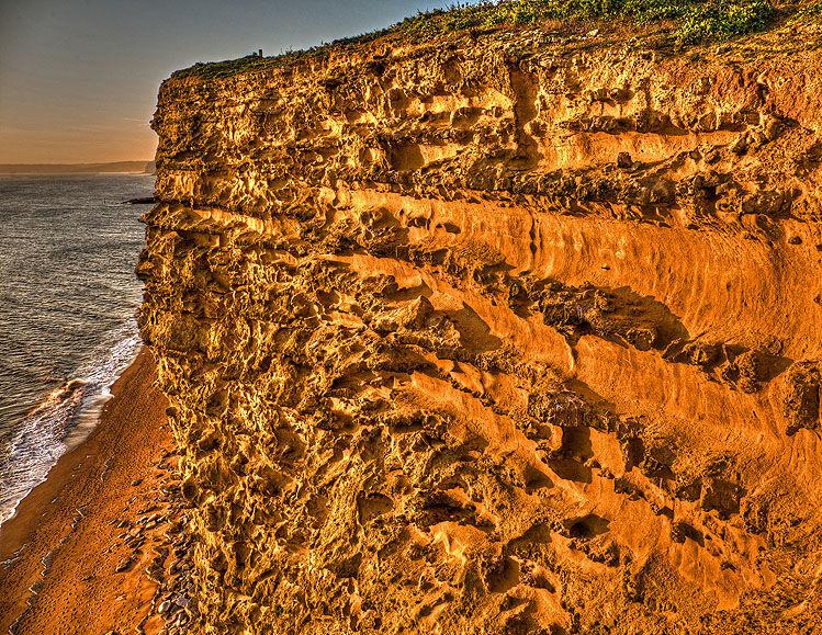 Bridport Sands - Burton Cliff (S42)
