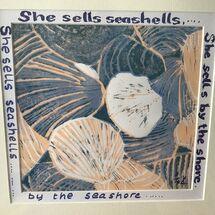 She sells seashells, limited edition 3/14