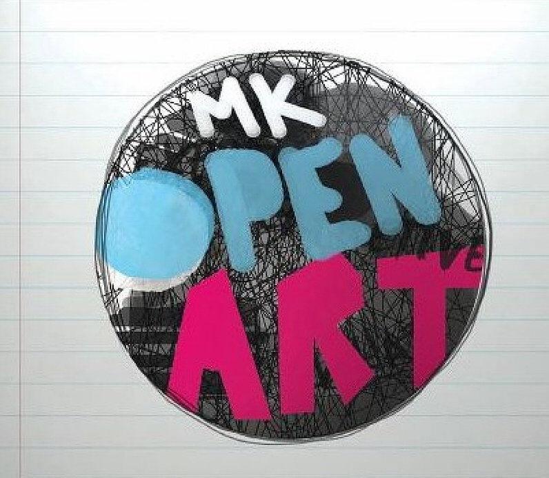 MK Open Art exhibition 10-18 July 2021