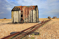 ABANDONED RAILWAY (Dungeness)