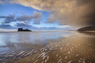 APPROACHING STORM (Perranporth)