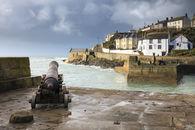 APPROACHING STORM  (Porthleven)