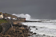 ATLANTIC STORM (Sennen Cove)