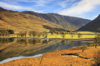 AUTUMN REFLECTIONS (Buttermere)