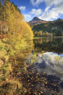 AUTUMN AT GLENCOE LOCHAN