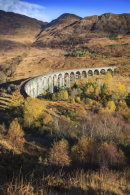 AUTUMN AT GLENFINNAN VIADUCT