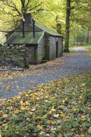 AUTUMN AT HOLME WOOD BOTHY