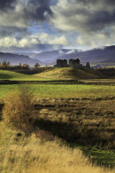 AUTUMN AT RUTHVEN BARRACKS