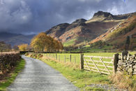 AUTUMN IN GREAT LANGDALE