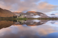 AUTUMN MORNING (Loch Awe)