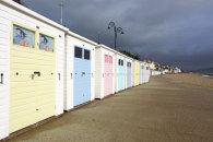 Beach Huts (Lyme Regis)