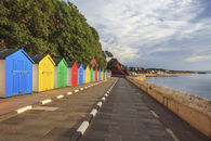 BEACH HUTS AT CORYTON'S COVE (Dawlish)