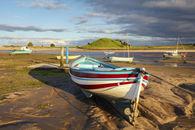 BOATS AT ALNMOUTH