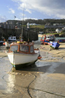BOATS AT ST IVES