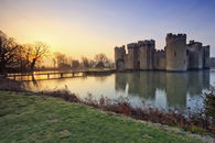 BODIAM SUNRISE