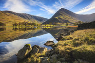 BUTTERMERE WEST SHORE
