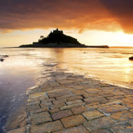 COASTERS The Causeway (St Michael's Mount)