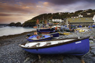 CADGWITH AT SUNRISE
