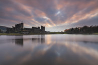 CAERPHILLY REFLECTIONS