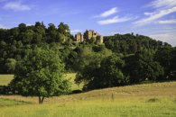 CASTLE VIEW  (Dunster)