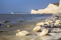 CHALK BOULDERS AT SEVEN SISTERS