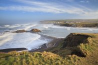 CLIFF VIEW  (Bude)