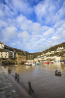 CLOUDS OVER POLPERRO