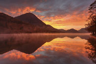 CRUMMOCK WATER SUNRISE