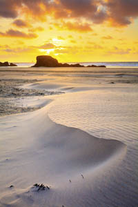 DUNES ON THE BEACH (Perranporth)