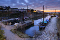 EARLY MORNING AT CHARLESTOWN