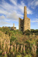 ENGINE HOUSE AT WHEAL PEEVOR