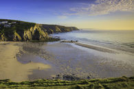 EVENING LIGHT (Porthtowan)