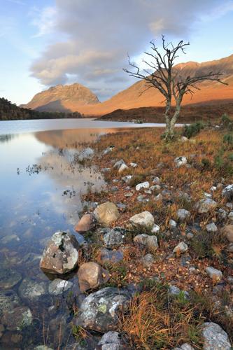 FIRST LIGHT (Loch Clair)