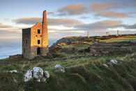 FIRST LIGHT AT WHEAL OWLES