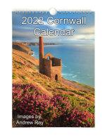 2022 A4 (opens to A3) CORNISH CALENDAR