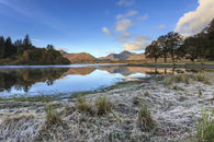 FROSTY MORNING (Derwent Water)