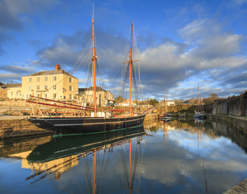 PLACEMAT Harbour Reflections (Charlestown)