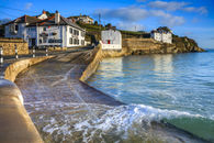 HIGH TIDE AT PORTMELLON